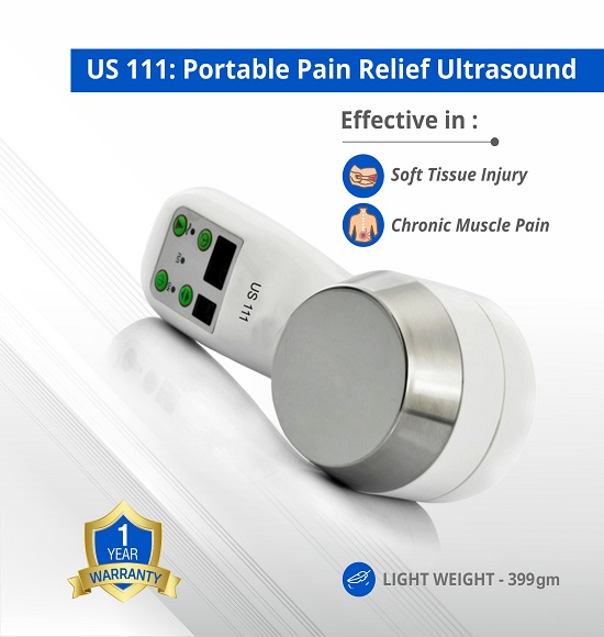 Pain Relief Portable Ultrasound – US 111 (Standard)