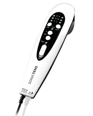 SONICTENS, tens machine, tens therapy, tens unit