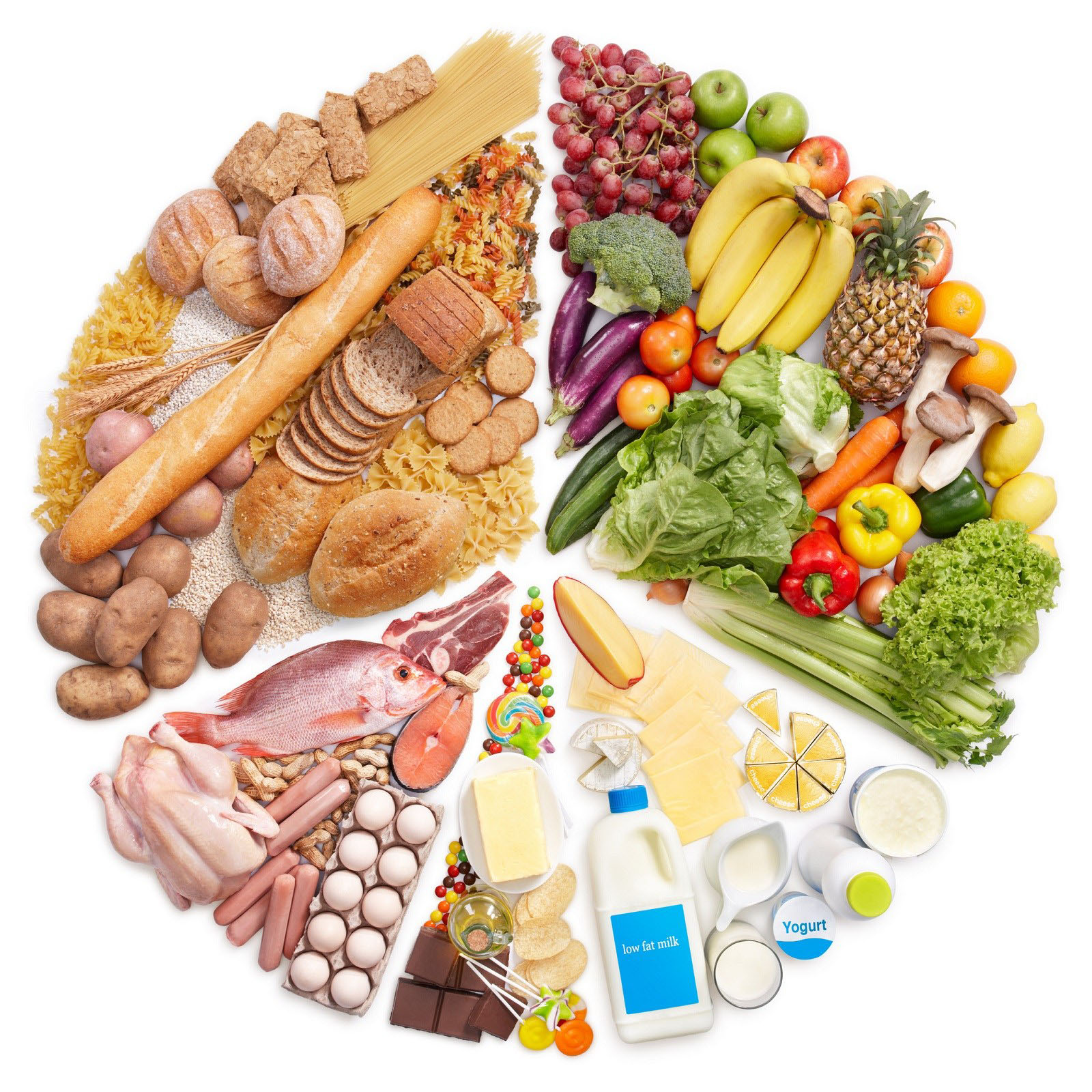 healthy food, weight loss food, high protein food