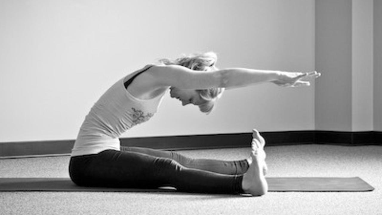 Spine Exercise, Stretch spine