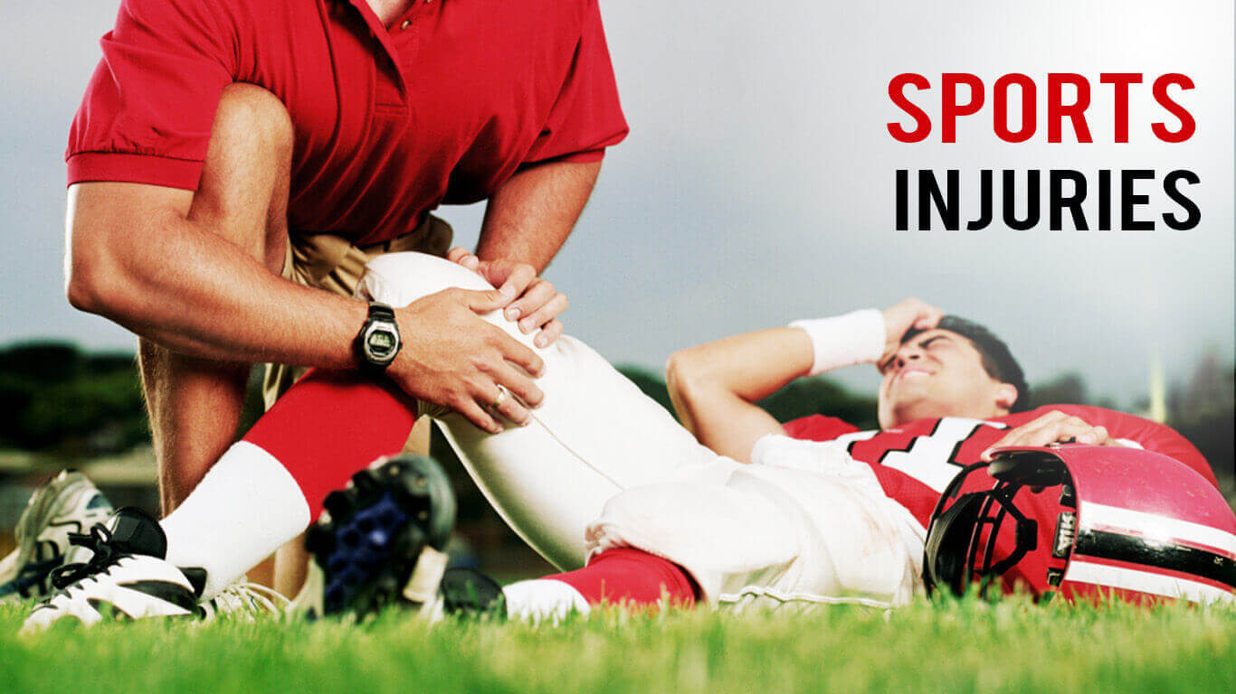 Common-Sport-Injuries