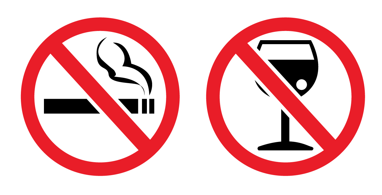 No-Smoking-No-Drinking