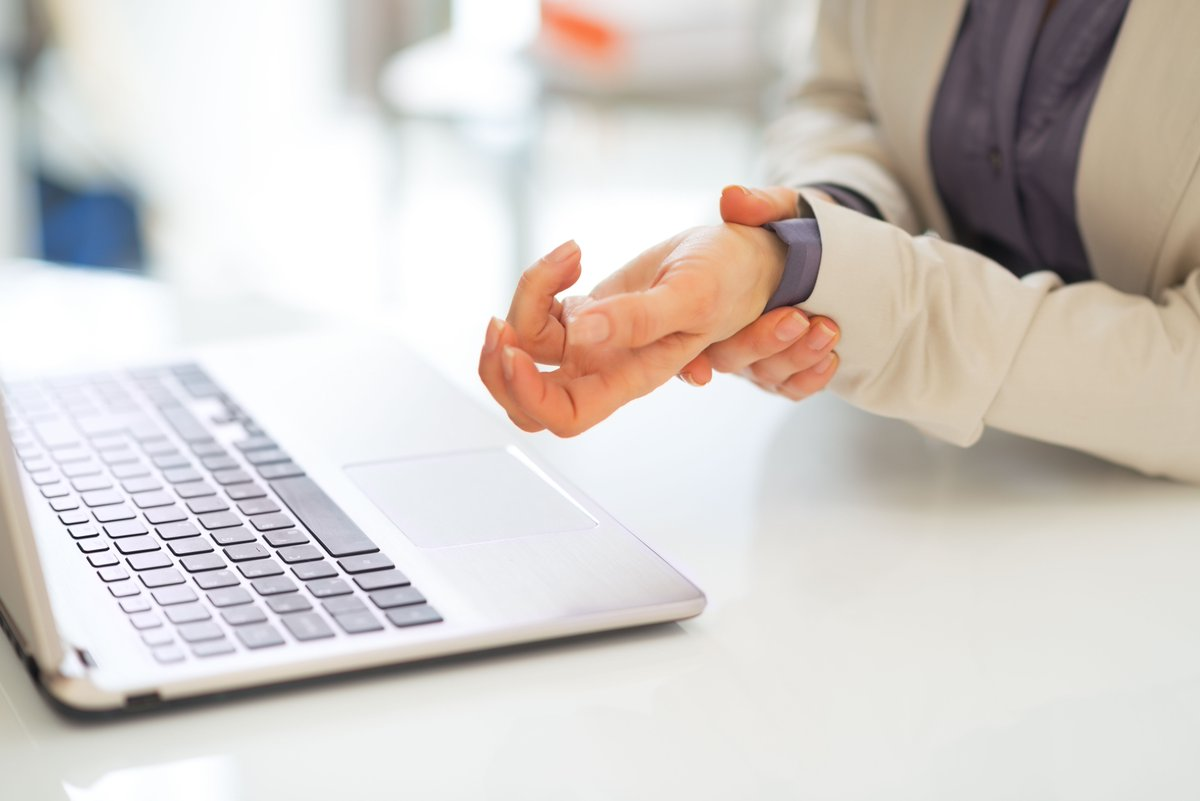 carpal tunnel syndrome, wrist pain, hand pain