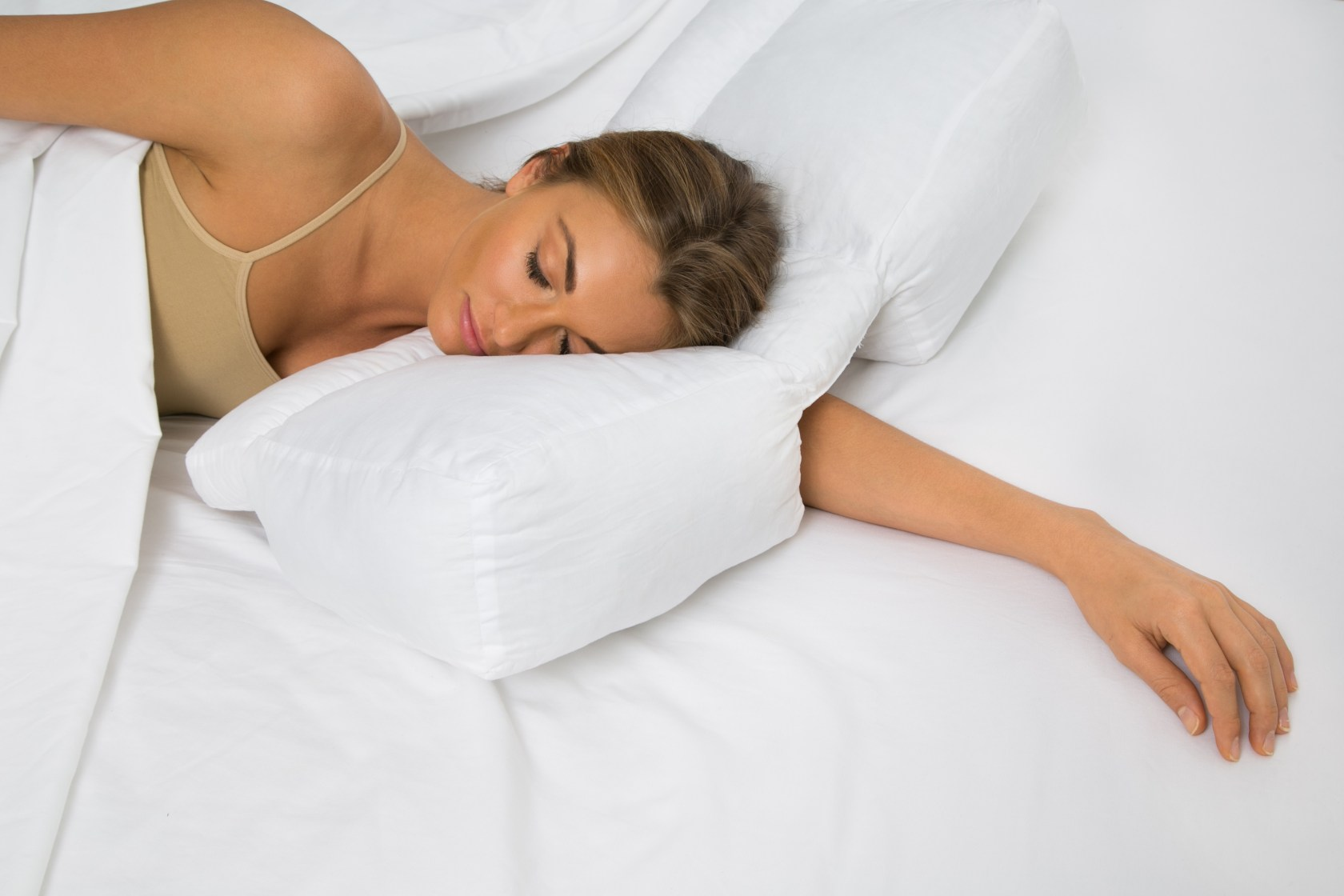 best pillow for neck and shoulder pain side sleeper