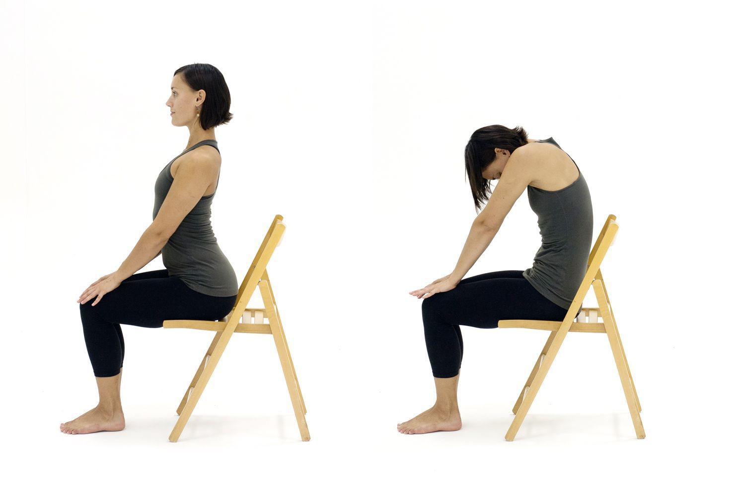 setting pose, chair pose