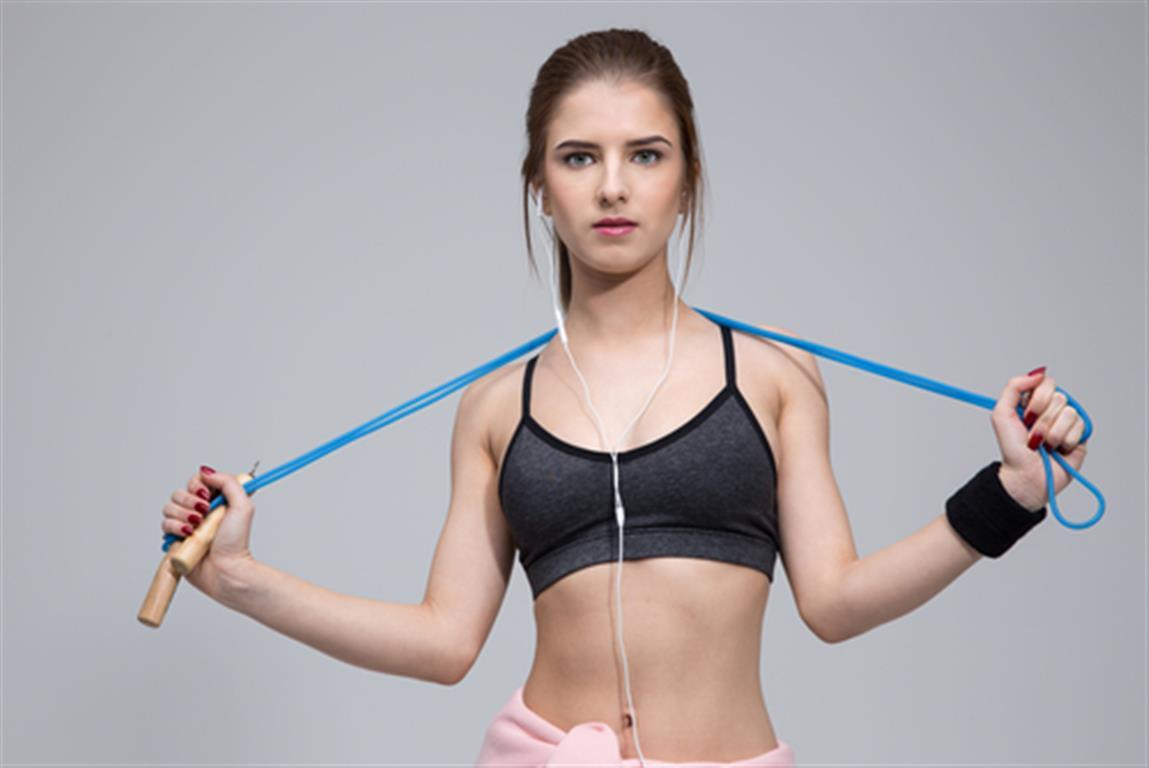 Exercise for home, stretching exercises, healthy body