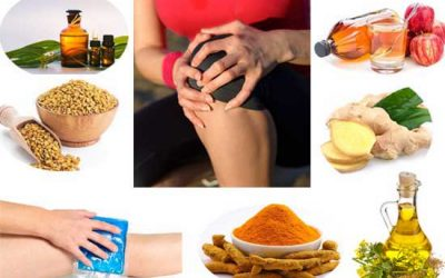 7 Natural Remedies to Treat Knee Pain