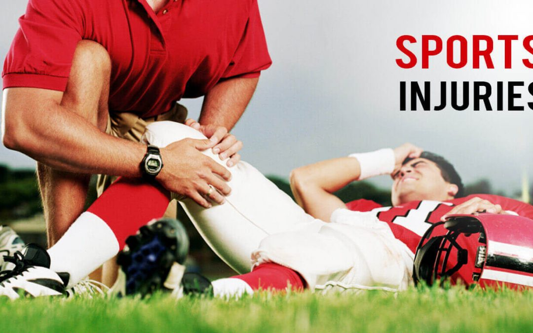 Why is it Risky to Play Sports with an Injury!