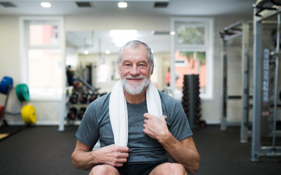 Exercises to keep you young, even when aging