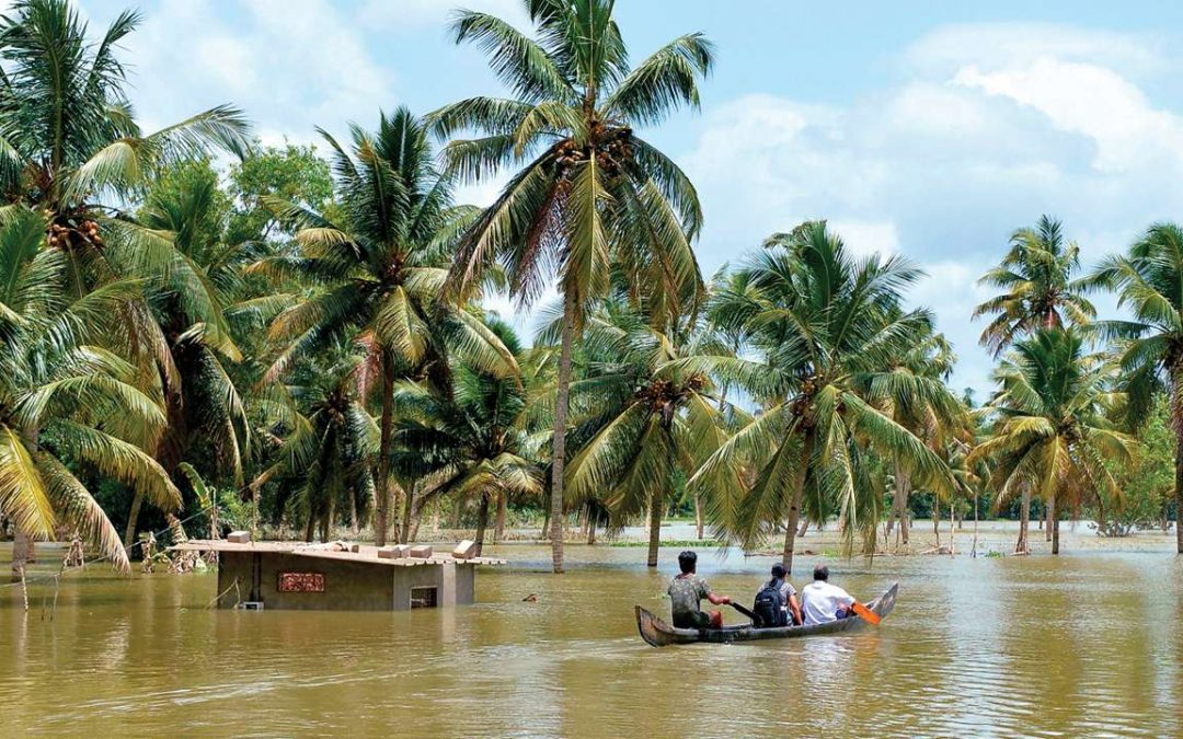 Kerala Floods:Fisher-heroes, Faith, Funds and Faults