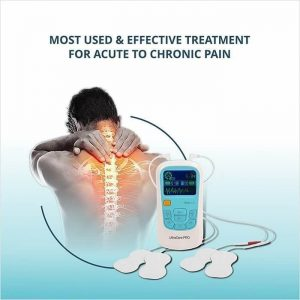 chronic pain, back pain, tens machine